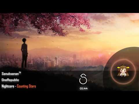 Download Nightcore - Counting Stars HD Mp4 3GP Video and MP3