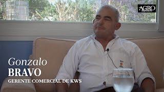 Gonzalo Bravo - Gerente Comercial de KWS