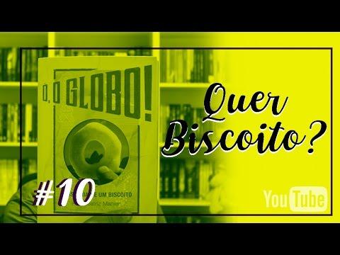 RECEITA DE SUCESSO: BISCOITO GLOBO | VEDA #10  ? IRMÃOS LIVREIROS | @danyblu @irmaoslivreiro