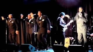 "The Drifters ""On Broadway"" 2012"