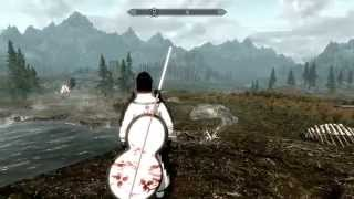 The Elder Scroll V Skyrim The Power Of Madara Uchiha