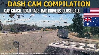 Dash Cam Compilation (USA & Australia) Car Crashes in America 2017 # 14