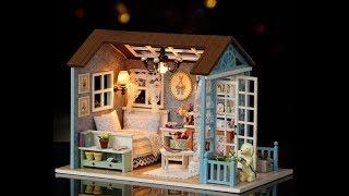 Обзор на домик для LPS || Маленький кукольный домик|| Домик для кукол с алиэкспресс
