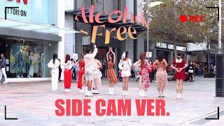 [KPOP IN PUBLIC] [SIDE CAM] TWICE (트와이스) - ALCOHOL FREE | The MOVEs | PERTH WA