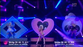 Dolly Style - Hello Hi - Melfest Semifinal 1