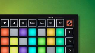 Novation LaunchPad Mini Mk3 - Video