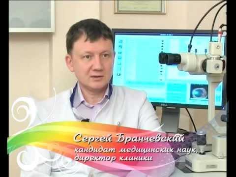 Восстановление зрения с минуса