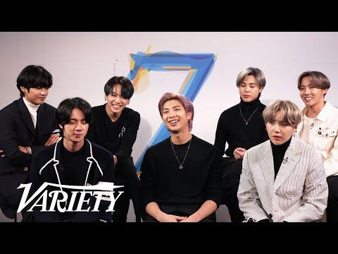 (Subtitled) BTS Talk Identity Crisis, New Album 'Map of the Soul: 7'