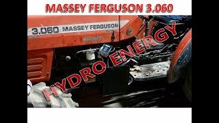 MASSEY FERGUSON PHANTOM 3.060 TRAKTÖR YAKIT TASARRUF CİHAZI