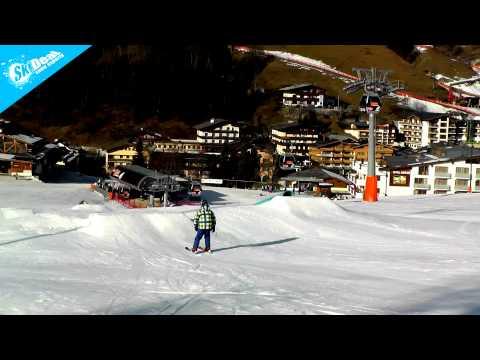 סקי באוסטריה- Saalbach