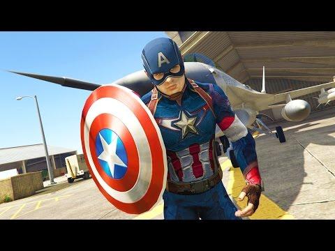 Grand Theft Auto V Walkthrough - GODSPEED!! (GTA 5 Mods) by