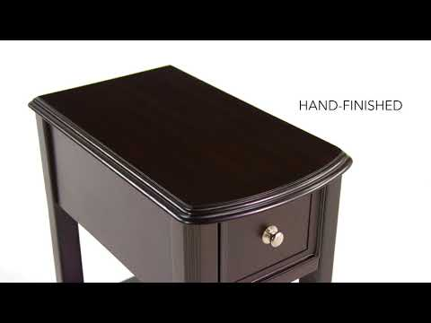 Breegin T007-371 Chair Side End Table