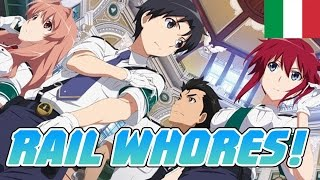 Rail Whores - Rail Wars ABRIDGED - Gigguk ITA - Orion