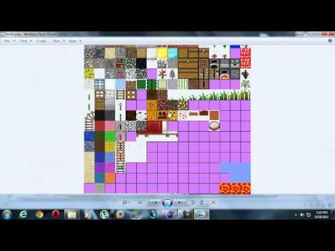 How to make a Minecraft Mod(HTMAMM): Part 2, SImple Blocks - NO Modloader 1 of 2