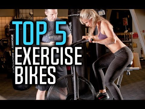 Best Exercise Bikes in 2018 – Which Is The Best Exercise Bike?