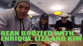 BEAN BOOZLED with Enrique, Liza and Kim!!! | Vlog #26- Xian Lim