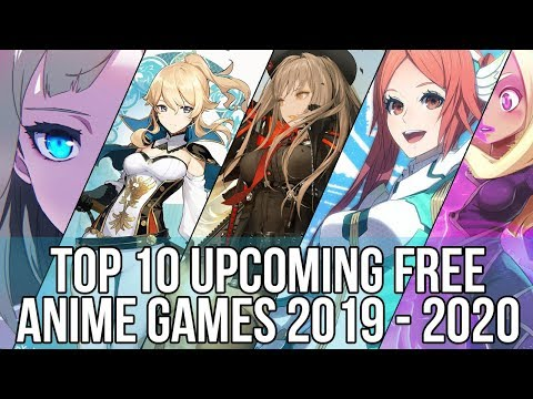 Top 10 Best Upcoming Free Online Anime Games For 2019 & 2020 | Blue Protocol, PSO2, Genshin Impact..
