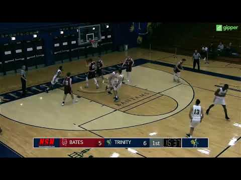 9959c9a4ea00 ... Trinity Men s Basketball v. Bates Highlights ~ 2 8 19 Feb 21