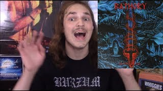 "Bathory ""Blood On Ice"" Album Review"