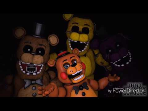 Fnaf Song: Five More Nights Po Polsku + English (видео)