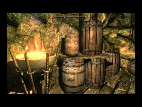 SKYRIM #074: Das Familienschild und der Säufer Roggi! «» Lets Play Skyrim