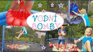 Vodní bomby   Testování hraček   Máma v Německu