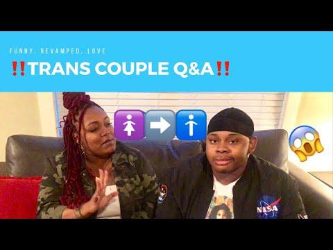 BOYFRIEND Q&A | TRANSGENDER😱