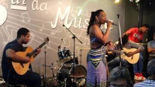 Assol Garcia - Beju Furtado @Quintal da Musica April 2017