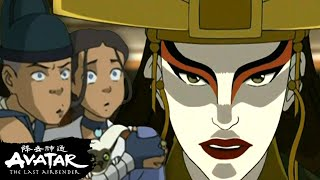 Avatar Kyoshi Confesses At Aangs Trial! | Avatar
