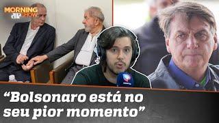 Ciro implora que Lula não tente presidência | Morning Show