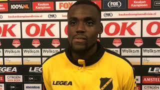 INTERVIEW | Boris Kudimbana na NAC - RWDM (3-0)