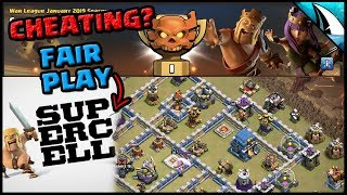 *Fair Play* + LIVE 12v12 & 11v11 Electrone | Clash of Clans