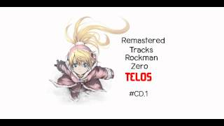 Remasterd Track Rockman Zero (CD1) , Track 25 -  Cold Smile.