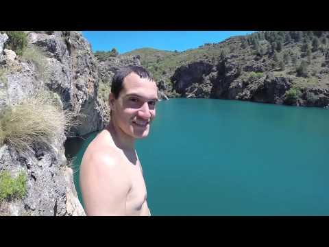 Granada Pantano de Quentar INEF