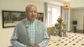 Интервью с художниками-преподавателями ЧГПУ на чувашском языке