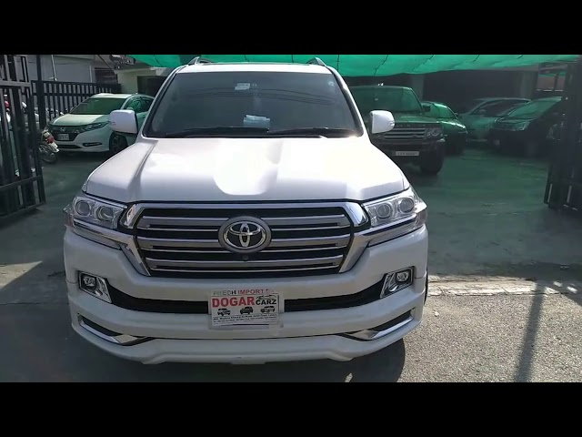 Toyota Land Cruiser ZX 2010 Video