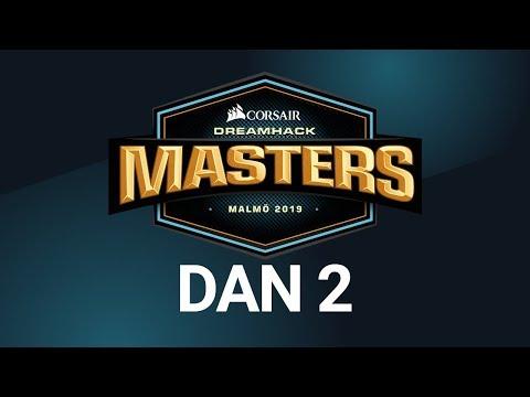 DreamHack Malmö - G2 vs Fnatic Dan 2 w/ Rema, Ljuba i Mićko