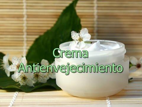 Cómo hacer tu propia crema de antienvejecimiento