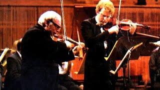 JS Bach / Isaac Stern / Shlomo Mintz, 1982: Double Concerto in D minor BWV 1043