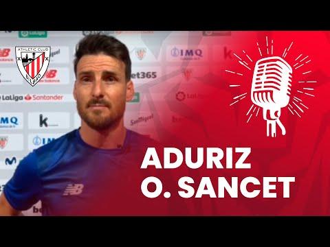 🎙 Oihan Sancet / Iñaki Williams I Athletic Club 1-0 FC Barcelona I post-match