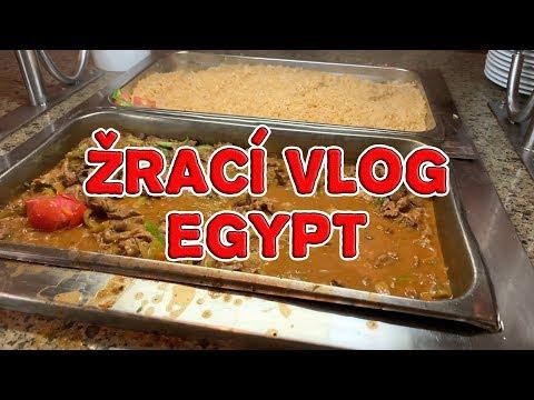 Žrací Vlog - Jak vypadala naše dovolená v Egyptě?!