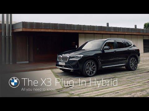 Musique publicité  BMW La nouvelle BMW X3 Plug-In Hybrid.  Tout ce que tu as besoin de savoir.     Juillet 2021