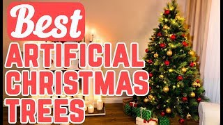 Artificial Christmas Trees | 27 Best Artificial Christmas Trees (Budget, Mid-Range, High End)
