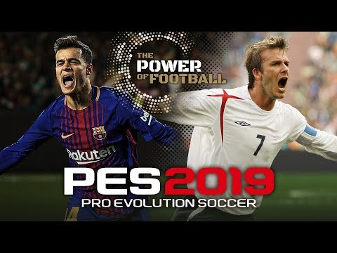 PES 2019 Announcement Trailer thumbnail