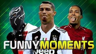Video Comedy Football 2019: Funniest Fails, Crazy Moments, Bloopers MP3, 3GP, MP4, WEBM, AVI, FLV Agustus 2019
