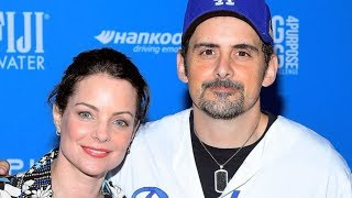 Why Brad Paisley's Wife Looks So Familiar