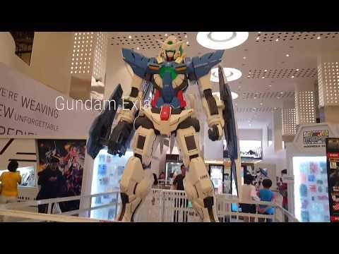 #002 Gunpla Expo Indonesia 2018 | Berburu Gundam Men...