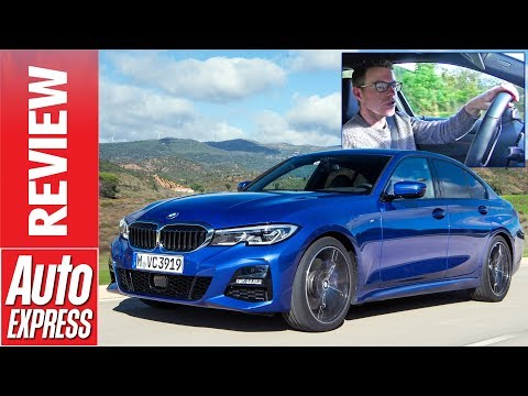 BMW 3 Series 2019 review – onboard BMW's all-new exec express