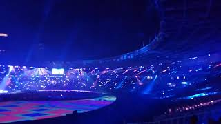 "Siddharth Slathia & Denada - ""Kuch Kuch Hota Hai"" At The Closing Ceremony Of Asian Games 2018"