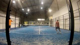 preview picture of video 'Torneo Plata Padel Picassent - Lunes16'
